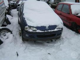 Opel Tigra. Iš vokietijos.1,4 ecotec