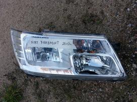 Fiat Freemont žibintai