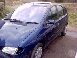 Renault Scenic. Automatas ,mechanika,1.6 2.0