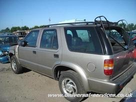 Chevrolet Blazer dalimis. Parduodame naudotu