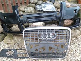 Audi A4. S-line pr.buferiai, grotelės,