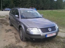 Volkswagen Passat. Parduodama dalimis.