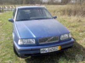 Volvo 440. 1.9td, 1.8, is vokietijos didelis