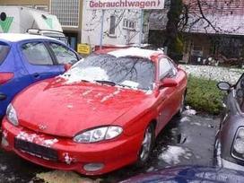 Hyundai Coupe. Is vokietijos 2.0 16v