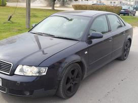 Audi A4. Audi a4 b6 02m. 1.8turbo,dalimis,
