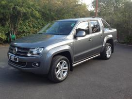 Volkswagen Amarok dalimis. ! naujos