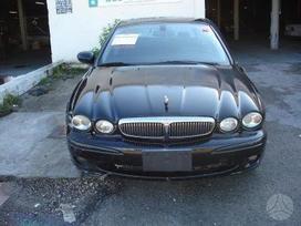 Jaguar X-type. Automobilis dalimis turime