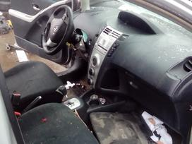 Toyota Yaris. automat-mechan, europa benzin