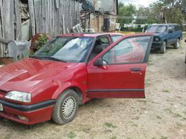Renault 19 dalimis. Variklio kodas e7j 742