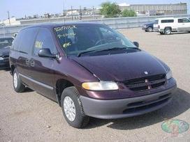 Dodge Caravan. 2400 , 2500 , 3300 , 3800 cm3,