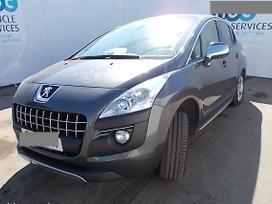 Peugeot 3008 по частям. Autoserviso paslaugos.  nebrangiai