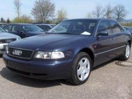 Audi A8. Europine 4,2l qauttro, navigacija,