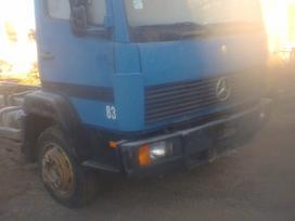 Mercedes-Benz 1117 1120 1124 1114, sunkvežimiai