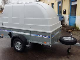 Brentex-trailer Bren 250h+gaubtas, lengvųjų