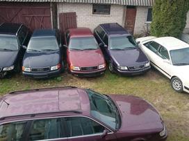 Audi A6. Parduodama dalimis. automobilis
