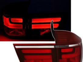Bmw X5. galiniai zibintai lci optik-raudoni
