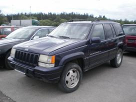 Jeep Grand Cherokee. Superkame defektuotus