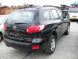 Hyundai Santa Fe. Vairas dešinėje  darbo