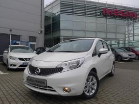 Nissan Note, 1.5 l., hečbekas