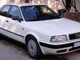Audi 80 (B4) dalimis. Pigios kėbulo detalės,