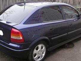 Opel Astra dalimis. Pigios kėbulo dalys,