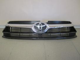 Toyota Highlander. Naudotos ir naujos