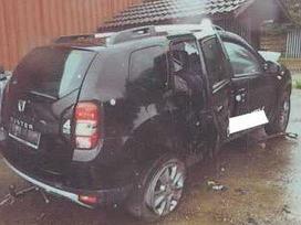 Dacia Duster. доставка автозапчастей в ригу