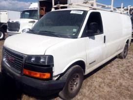 Chevrolet Express dalimis. Used and new parts