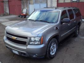Chevrolet Suburban dalimis. Used and new