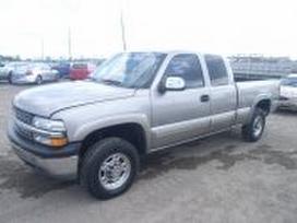 Chevrolet Silverado dalimis. K2500 ww.
