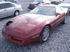 Chevrolet Corvette dalimis. 1996, 1994, 1988