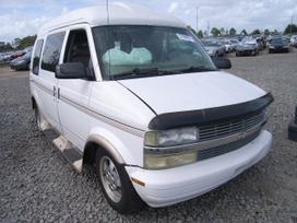 Chevrolet Astro dalimis. Used and new parts