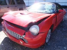 Ford Thunderbird dalimis. Used and new parts