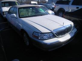Lincoln Town Car dalimis. President .