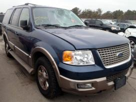Ford Expedition dalimis. 4x4, eddie bauer.
