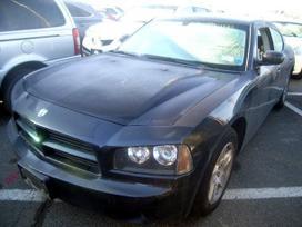 Dodge Charger dalimis. Uued ja kasutatud