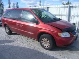 Chrysler Grand Voyager dalimis. Www. v8import. com : swe, fin,