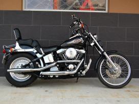 Harley-davidson Softail 1310cc, Čioperiai /