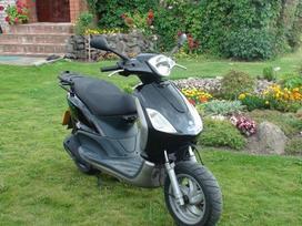 Piaggio Fly 125cc, motoroleriai / mopedai
