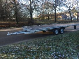 Baltic trailer B2p-5000x2u, lengvųjų