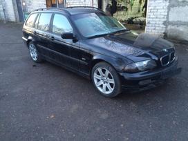 BMW 3 serija. Naudotos automobiliu dalys automobiliai nuo 1995