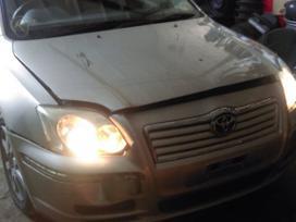 Toyota Avensis. viber messenger +37067679990 vilnius  darbo
