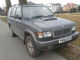 Isuzu Trooper, 3.1 l., visureigis