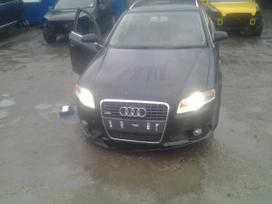 Audi A4. S-line, bdg, oranzinis, elektrinis