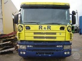 Scania 124 Naudotos dalys, sunkvežimiai