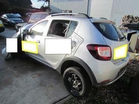 Dacia Sandero. доставка автозапчастей в ригу