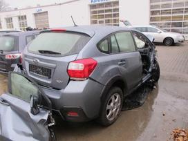 Subaru Xv. Is vokietijo, rida 32000km