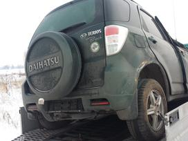 Daihatsu Terios. доставка автозапчастей в