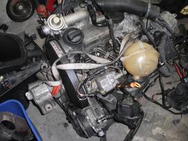Volkswagen Golf dalimis. 66 kw ir 81 kw,