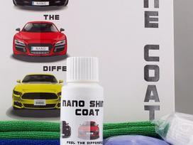 Nanodanga automobilio kėbului Nano Shine Coat